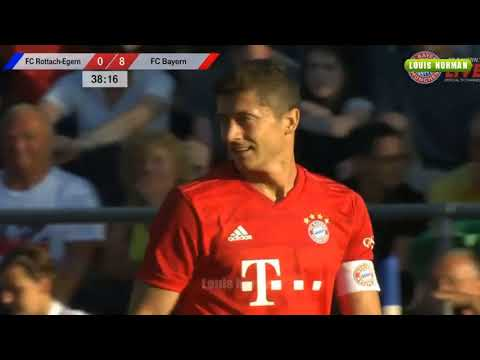 FC Rottach-Egern 0-23 Bayern Munchen | All Goals and Highlights