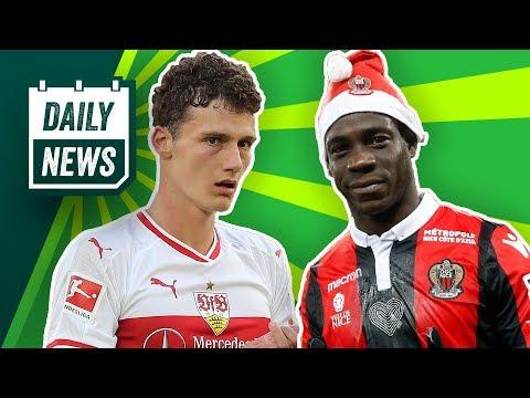 Transfer News: Pavard – SSC Neapel statt FC Bayern? Balotelli in die Serie A? Murillo zu Barcelona