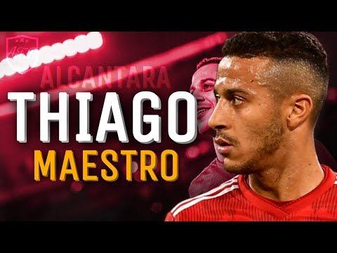 Thiago Alcantara 2019 • Maestro • Magic Skills, Goals & Assists for Bayern Munich 2018/19 (HD)