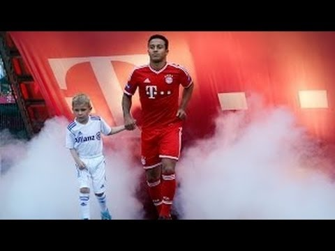 Thiago Alcantara ▷ All Skills & Goals 2013/2014 – Fc Bayern