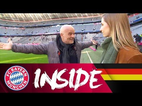 Ein Tag mit Stadionsprecher Stephan Lehmann | Inside FC Bayern
