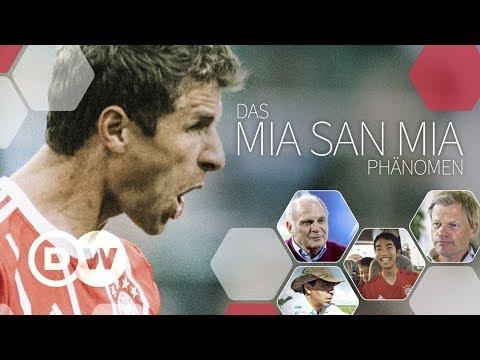"FC Bayern: Das ""Mia san mia""-Phänomen | DW Deutsch"
