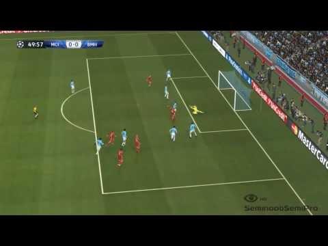 Manchester City vs Bayern Munich Gol de Toni Kroos
