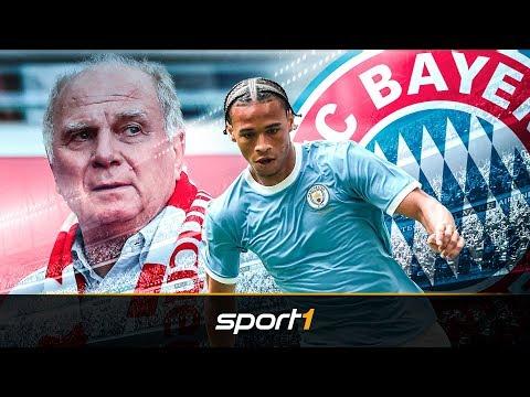 FC Bayern lässt bei Sané nicht locker | SPORT1 – TRANSFERMARKT