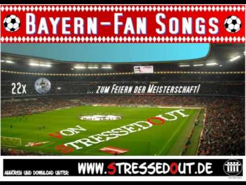 FC Bayern München Fansong – Super Bayern  – Official HD Video