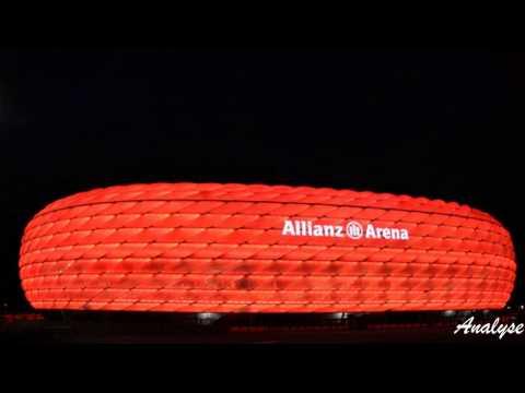 FC Bayern München – Victoria Plzen 5-0 / Champions League Gruppe D / 23.10.2013 / analyse