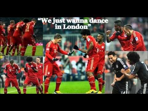 T-Sm – Wir holen uns den Pokal (  Fackeln im Wind – Cover ) FCB Wembley Version CL Finale