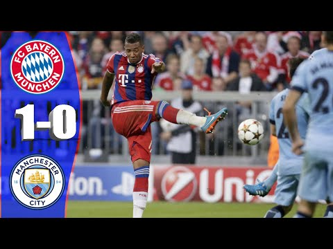 Bayern Munich vs  Manchester City (1-0) | Last Minute Winner | UCL 2014/2015 | (English Commentary)