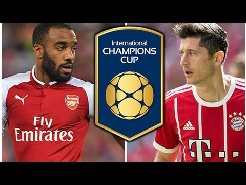 International Champions Cup: FC Bayern – PSG LIVE im TV, STREAM