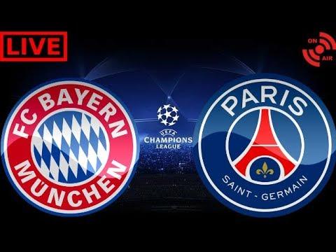 Bayern Munich vs PSG Live Stream 05/12/2017 прямая трансляция Бавария   ПСЖ