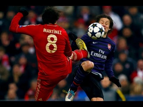 Bayern 0 – 2 Arsenal – REVIEW – with Ayush and Jaideep