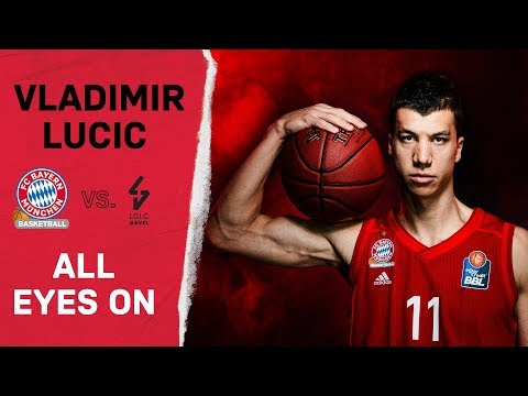 All Eyes On Lucic | Basketball EuroLeague Mini Movie | FC Bayern vs Villeurbanne 104:63
