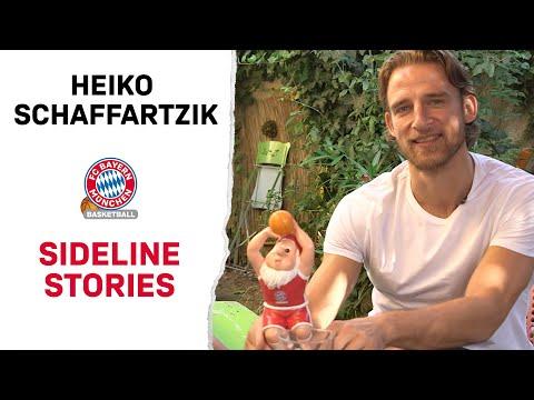FC Bayern Basketball | Sideline Stories | Heiko Schaffartzik in München