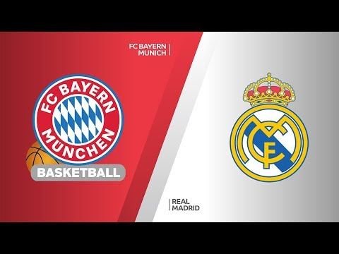 FC Bayern Munich – Real Madrid Highlights | Turkish Airlines EuroLeague, RS Round 5