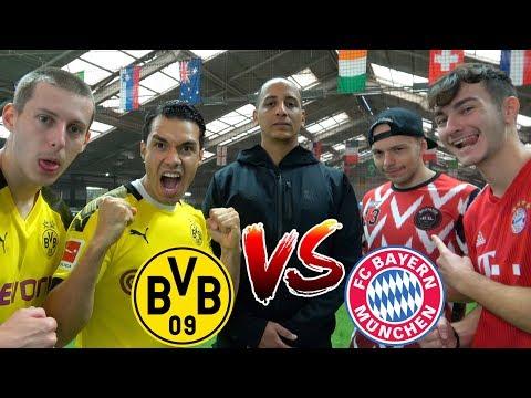 FC BAYERN (LEWANDOWSKI) vs BVB (SANCHO)⚽️mit BROTATOS