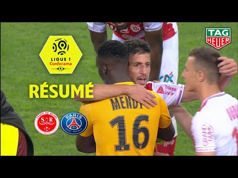 Stade de Reims – Paris Saint-Germain ( 3-1 ) – Résumé – (REIMS – PARIS) / 2018-19