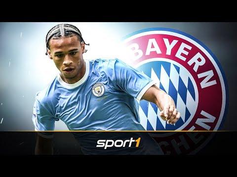 Weg zu Bayern frei? Man City lässt Sané wohl ziehen | SPORT1