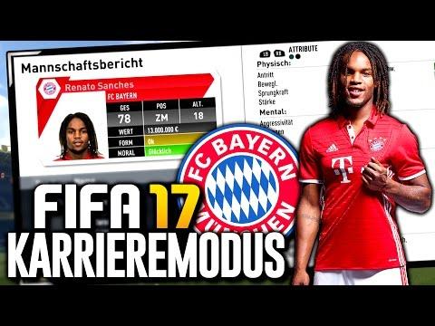 FIFA 17 KARRIEREMODUS FC BAYERN MÜNCHEN – KOMPLETTER KADER! | FIFA 17 KARRIERE (DEUTSCH)