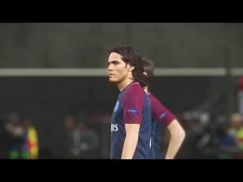 Live!! PES 2018 UEFA Champions League Round 4 Teams PSG Vs BAYERN Part5 END
