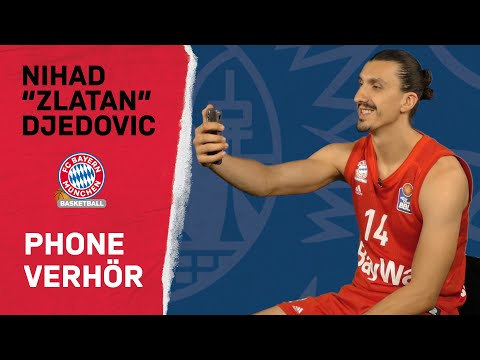 "Phone Verhör | Nihad ""I am not Zlatan"" Djedovic 