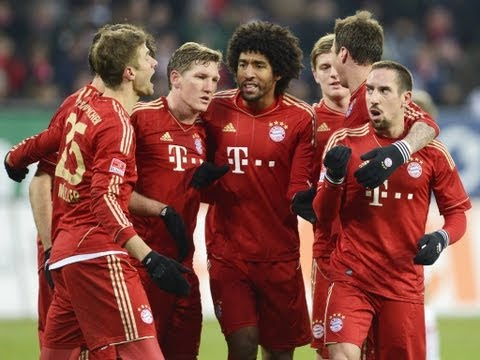 FC Bayern München ● We're back ● 2012/13 ● HD