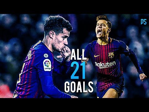 Philippe Coutinho Welcome to Bayern Munich  – All 21 Goals for Barcelona | HD
