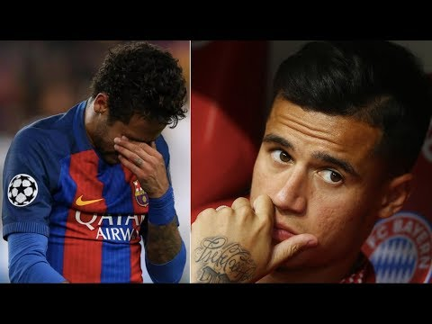 Barcelona News Round-up ft Coutinho to Bayern (Full Details) = Neymar Deal Off?