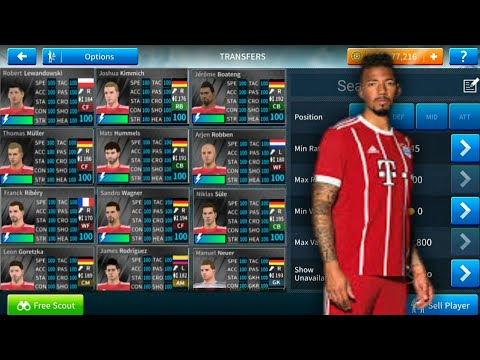 How To Hack Bayern Münich Team 2018-18 Dream League Soccer 2019 – NEW UPDATE [ ALL PLAYERS TEAM ]