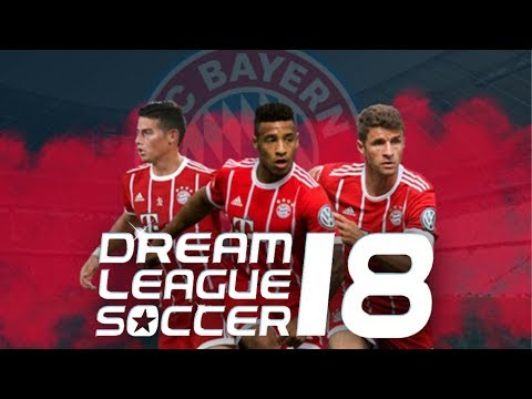 Bayern Munich Squad All players 100 | Dream leauge soccer 18 mod – latest update