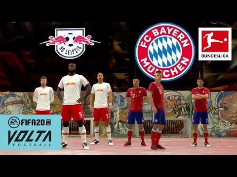 FIFA 20 VOLTA EA Sports – FC Bayern München vs. RB Leipzig