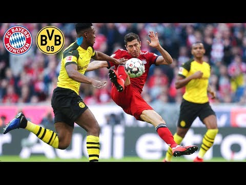 Robert Lewandowski: All Goals for FC Bayern vs. Borussia Dortmund