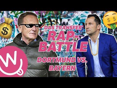 Das Transfer RAP-BATTLE – Dortmund vs. Bayern