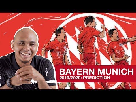 Bayern Munich 2019/2020: Prediction