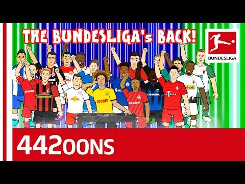Bundesliga is Back Song 2019/20 – Powered By 442oons
