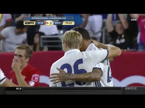Real Madrid vs Bayern Munich 1-0 All Goals 04/08/2016 HD