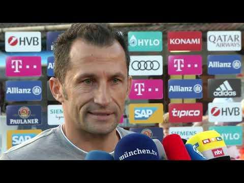 Spiel des Jahres  – FC Rottach-Egern verliert Testspiel gegen FC Bayern und feiert dennoch