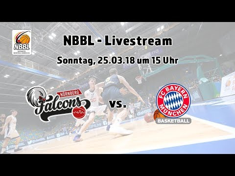 NBBL Playoffs Nürnberg Falcons BC – FC Bayern München Basketball