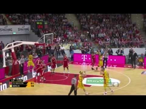 Playoff-ZOOM! ALBA BERLIN vs FC Bayern München (Spiel 2)