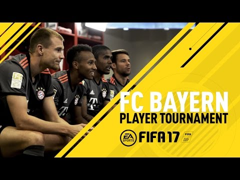 FIFA 17 – FC Bayern Player Tournament – ft Costa, Badstuber, Bernat, Green