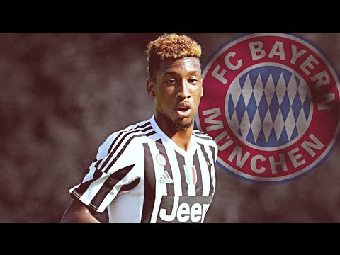 Kingsley Coman – Welcome to Fc Bayern München 2015 |Juventus FC. 2014/2015HD