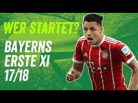 FC Bayern Transfers & Gerüchte für Ancelottis Wunschelf 2017/18