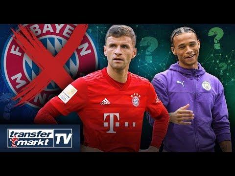 Müller will Freigabe vom FC Bayern – Neue Gespräche mit Sané-Berater | TRANSFERMARKT