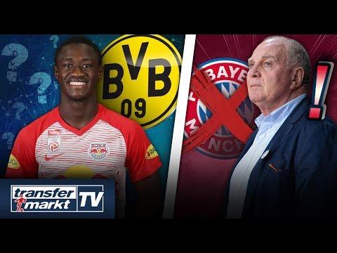Salzburgs Samassékou zum BVB? – Hoeneß hört beim FC Bayern auf | TRANSFERMARKT