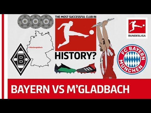 FC Bayern München vs. Borussia Mönchengladbach – Rivalry Reborn – Powered By Tifo Football