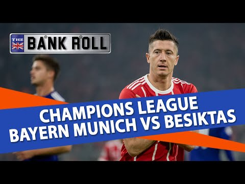 Bayern Munich vs Besiktas | Champions League Football Predictions | 20/02/18