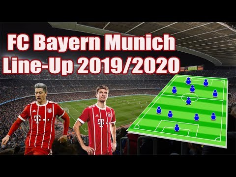 FC Bayern Munich Potential Lineup With Transfers 2019/2020 Philippe Coutinho, Ivan Perisic