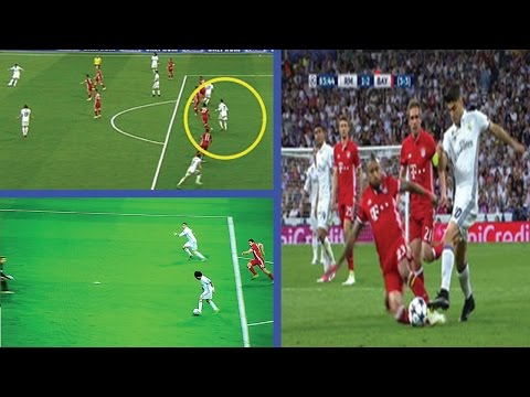 Real Madrid vs Bayern München 4-2 || All Referee Mistakes HD