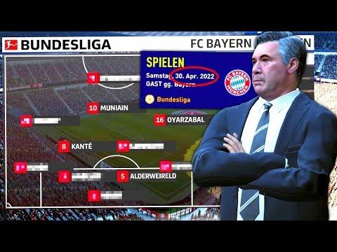 FIFA 18 : WENN ANCELOTTI 2022 NOCH BAYERN TRAINER WÄRE … 😱☠️😂 Jahn Regensburg Karriere #38
