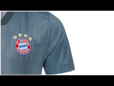 FC Bayern enthüllt neues Champions-League-Trikot