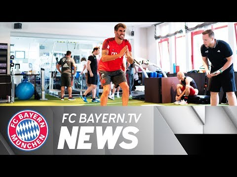 FC Bayern starts preparing for new season – Klose new Under 17's coach